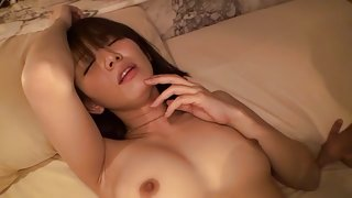 Amazing Japanese chick Mayu Nozomi in Crazy JAV censored Fingering, Hairy clip
