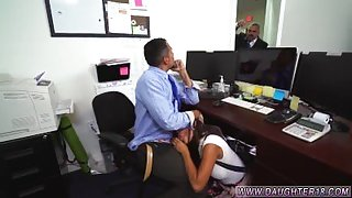 Light skin teen blowjob Bring Your Daughter to Work Day